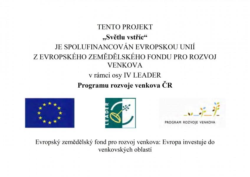 Evropský zemědělský fond pro rozvoj venkova